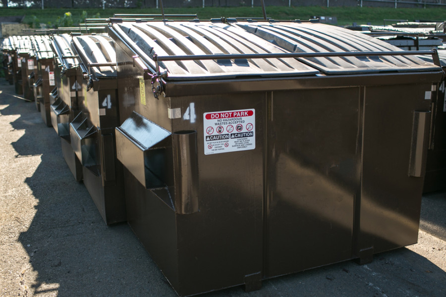 4 Yard Front Load Dumpsters