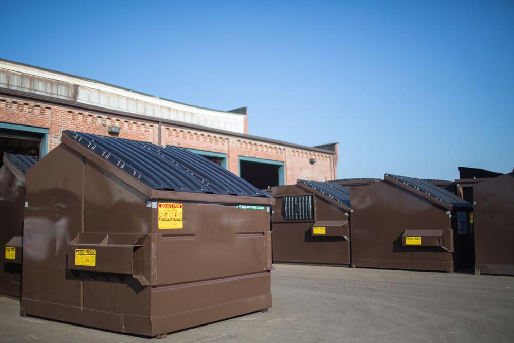 Front Load Dumpster Rentals